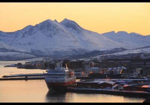 Aurora Boreal do Àrtico em Tromsö e Alta -Noruega 5 dias/4 noites