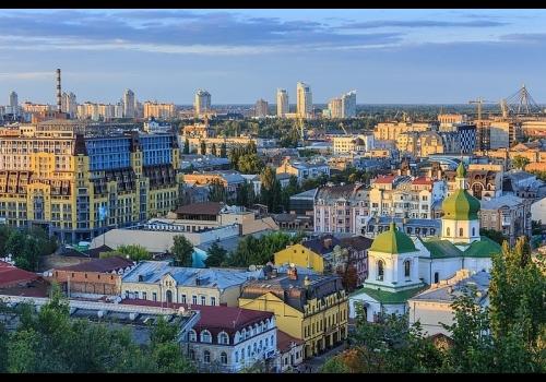 Ucrania Classica 7 dias/6 noites