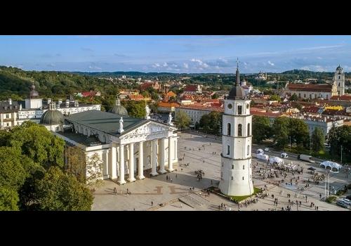 A Magia dos Países Bálticos e da Rússia 16 dias/15 noites