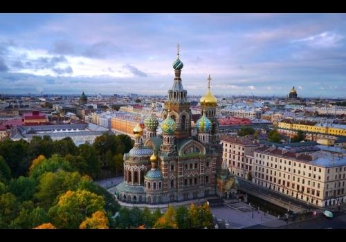 Russia Fascinante 7 dias/6 noites