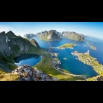 North Cape tour Bodö-Alta  For groups only - 8 days/7 nights  0