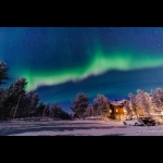 THE NORTHERN LIGHTS IN FINLAND - APUKKA 7 DAYS/6 NIGHTS 30