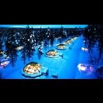 Lapland Experience of Finland in Kakslauttanen 5 days/4 nights 7