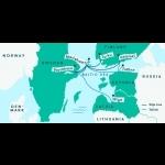 Scandinavian Capitals with Norway in a nutshell Cph-Hel 13 days/12 nights 72