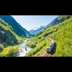 The Heart of Scandinavia and Norwegian fjords 10 days/9 nights 40