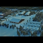 Aurora Boreal no Inari na Finlândia 4 dias/3 noites 2