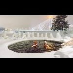 Aurora Borealis na Finlândia - Rovaniemi 7 dias/6 noites 24